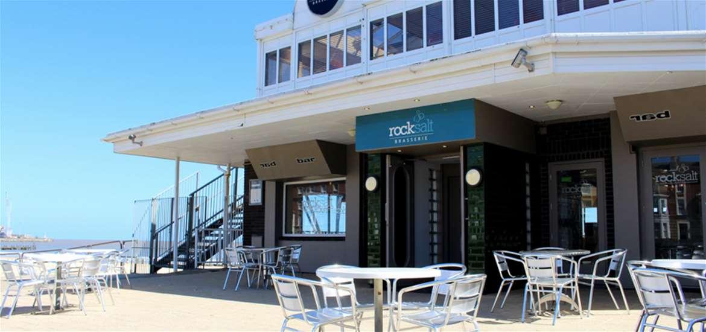TTDA - Kirkley - Rock Salt Brasserie at Claremont Pier