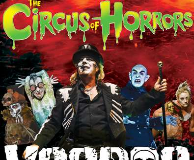 The Circus of Horrors..