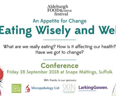 An Appetite for Change: Eating Wisely & Well