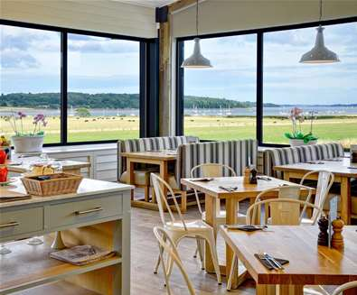 TTDA - Cookhouse Restaurant - view