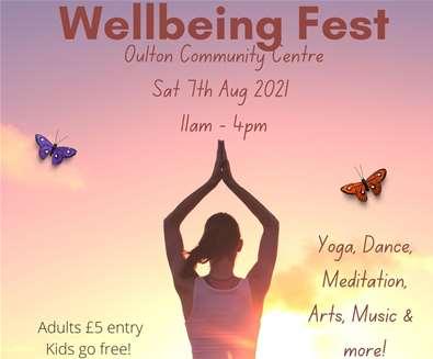Wellbeing Fest Lowestoft