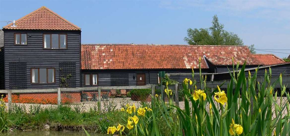 WTS School Farm Cottages Halesworth