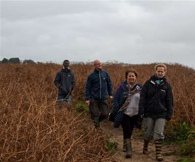 Guide to Suffolk Walking Festival