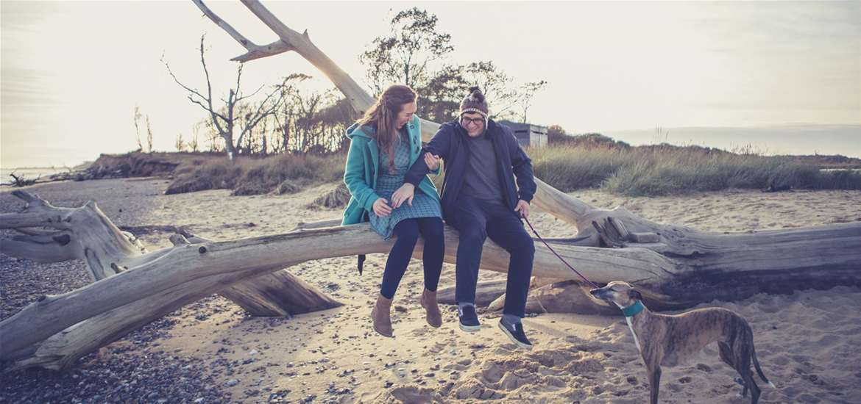 Wild beaches - Covehithe Suffolk Coast