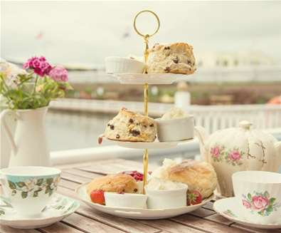 FD - Southwold Boating Lake - Afternoon Tea