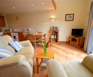 WTS - Croft Farm - Living Room