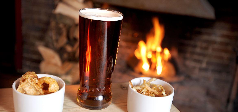 Adnams Beer at The Westleton Crown