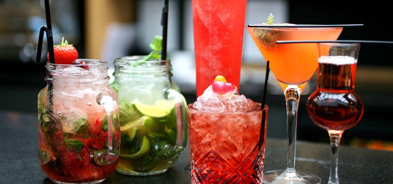 Crown Woodbridge Bar Cocktails