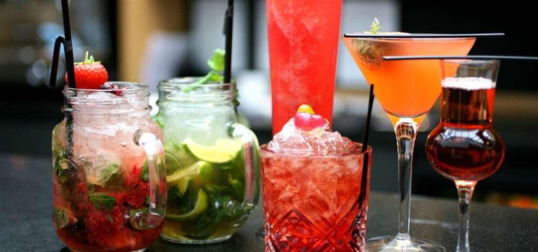 FD - The Crown Woodbridge - Cocktails