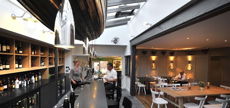 Crown Woodbridge Bar