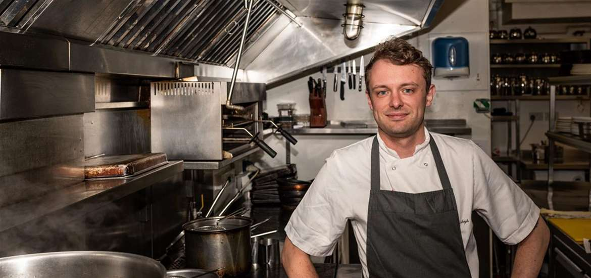 FD - Crown and Castle - head chef Jake