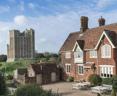 2 Black Friday deals at The Crown and Castle in Orford
