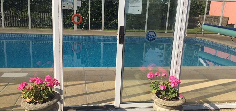 WTS - Old Hall Farm Barns - Indoor swimming pool