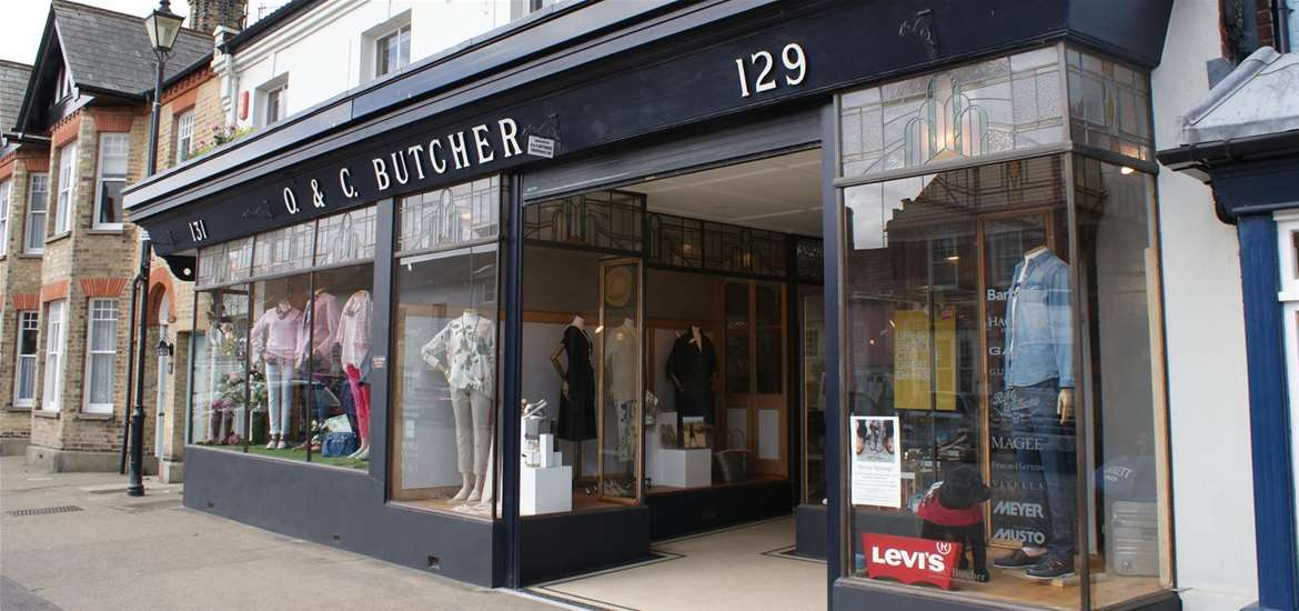 TTDA - O&C Butcher - Shop front