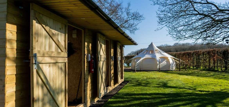 WTS - Manor Farm Knodishall - Facilities