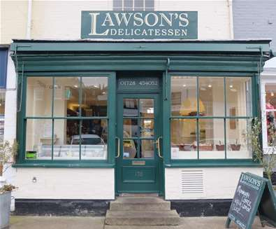 Lawson's Delicatessen 'Meet the Producer' Tastings