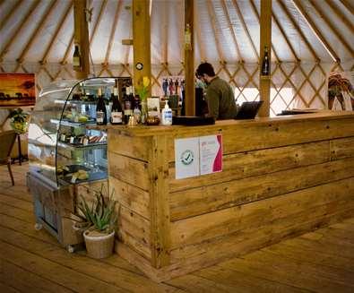 Yurt Café Organics