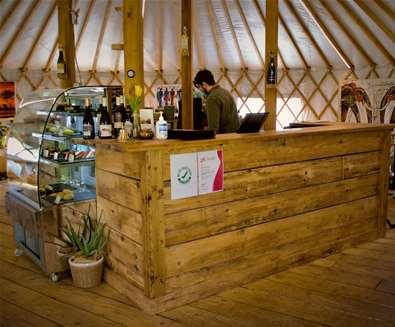 FD - Yurt Cafe Organics - yurt