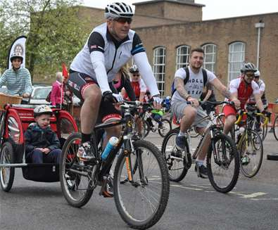 Beccles Cycle for Life..