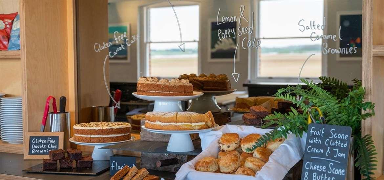FD - Snape Maltings - Cafe