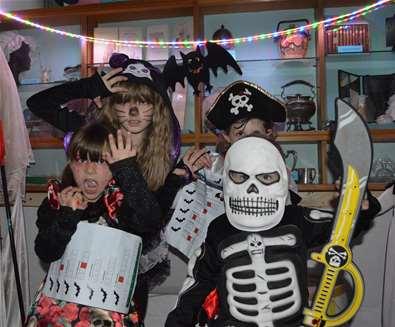 Landguard Spooky Day at Felixstowe Museum
