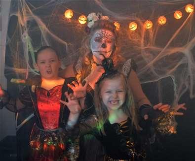 TTDA - Landguard Spooky Day