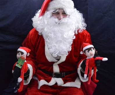 Christmas at Landguard Fort