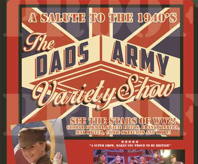The Dad's Army Variety Show