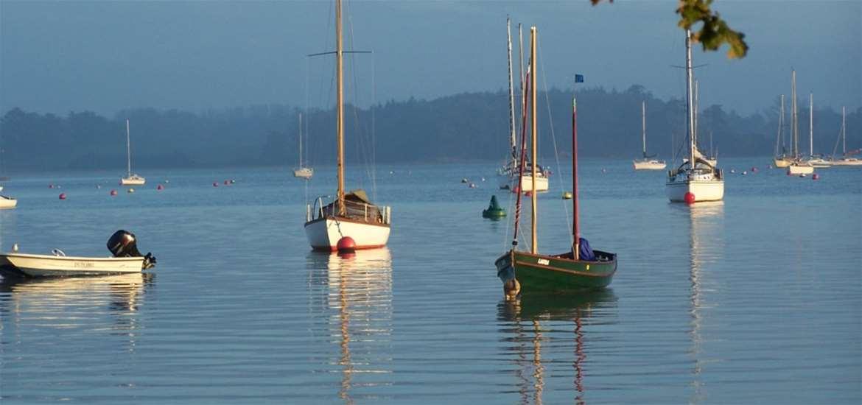 Deben Boat Trips - River Deben - Attractions