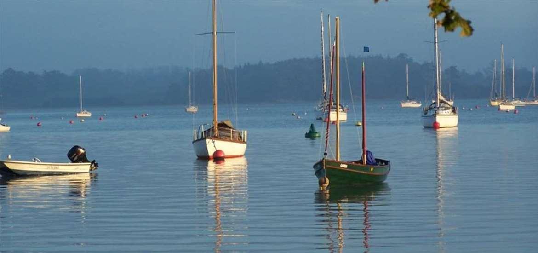 Deben Cruises - River Deben - Attractions