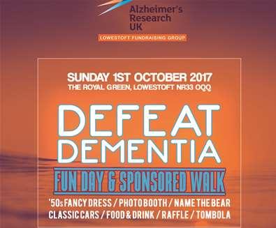 Defeat Dementia Fun Day & Sponsored Walk