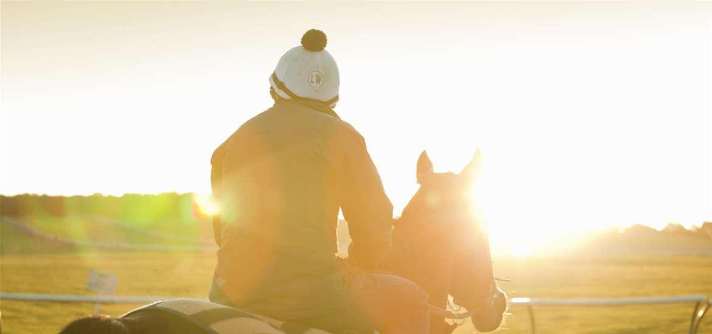 TTDA - Newmarket - Jockey on horse - (c) Discover Newmarket