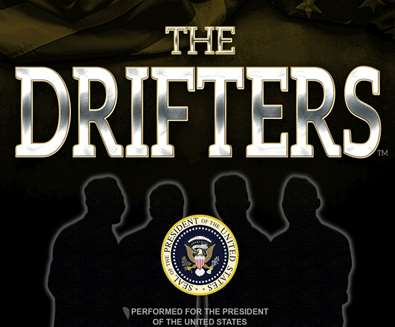 The Drifters Live In..