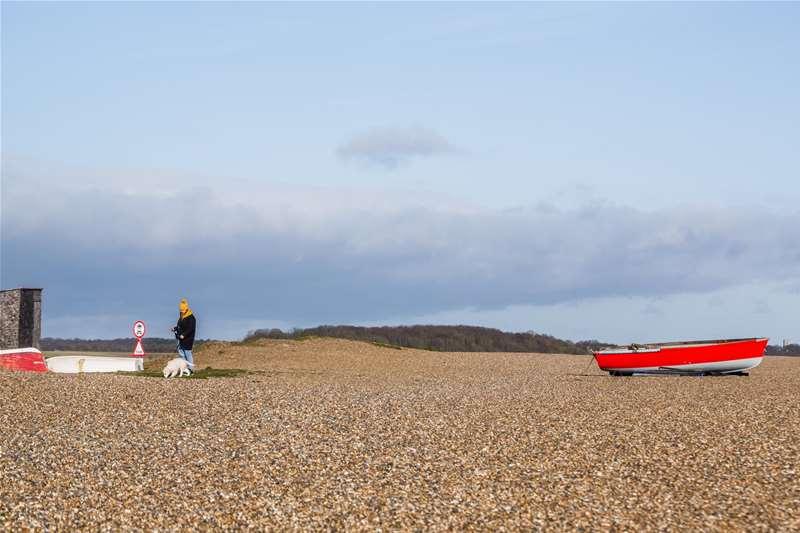 TTDA - Dunwich Beach - beach with boats