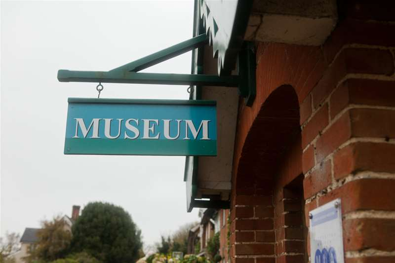 Towns & Villages - Dunwich - Museum