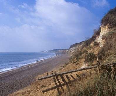 TTDA - Dunwich Beach - Suffolk Coast & Heaths AONB