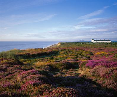 Dunwich Heath and Beach credit Suffolk Coast & Heaths AONB M Farrow