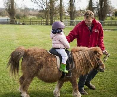 Magical Unicorn Weekend at Easton Farm Park