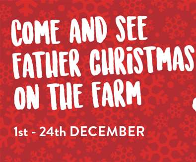 Christmas at Easton Farm Park