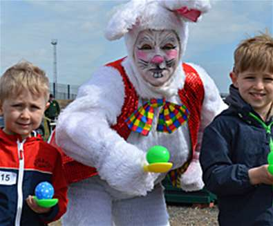 The Great Felixstowe Museum Easter Egg Hunt