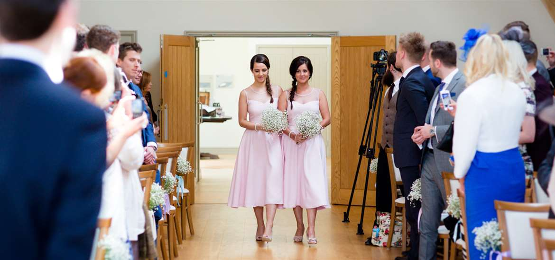Easton Grange Bridesmaids