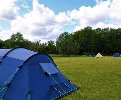 WTS - Easton Farm Park - Campsite