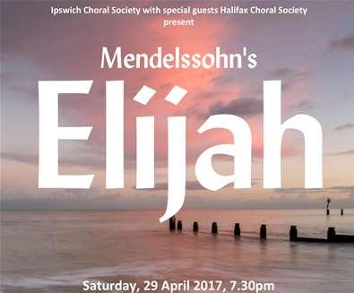 Elijah by Mendelssohn