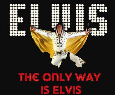 Marshall King's The Only Way is Elvis