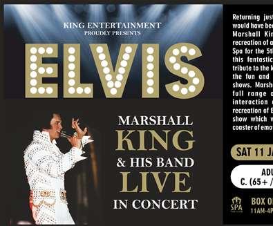 Marshall King & His..