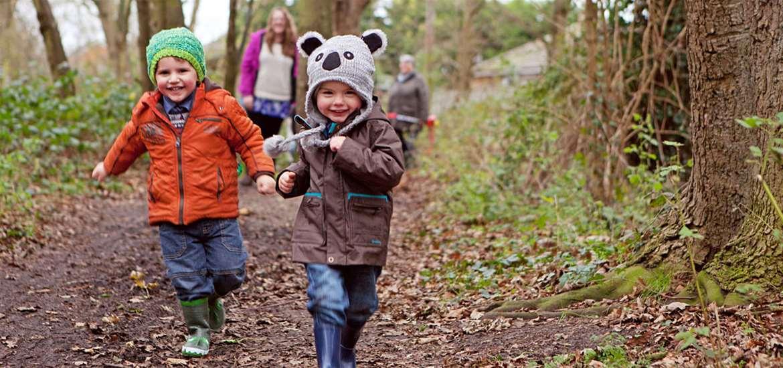 Half term fun for kids on the coast