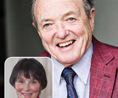 English Eccentrics With James Bolam and Susan Jameson at Beccles Public Hall