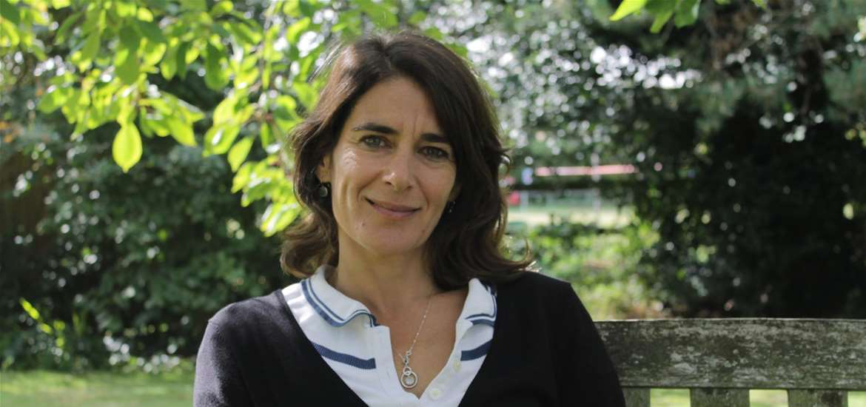 Esther Freud Patron of the Felixstowe Book Festival