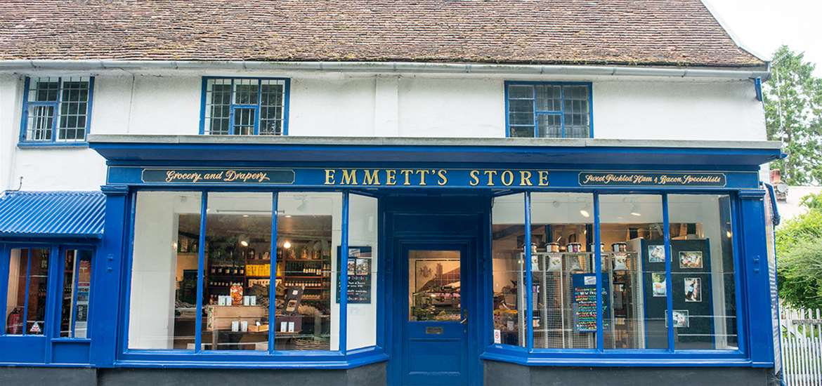 Emmett's Stores - Where to Eat - Exterior