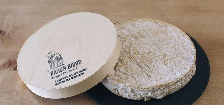 FD - Fen Farm Dairy - Baron Bigod Cheese